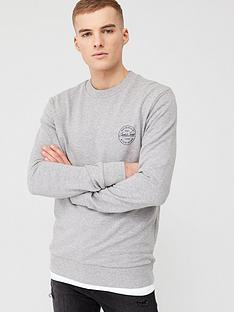 jack-jones-originals-lagmore-small-logo-sweatshirt-light-grey-marl