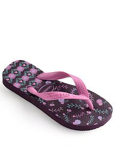 havaianas-girls-flores-flip-flop-purple