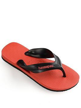 havaianas-max-flip-flops-red