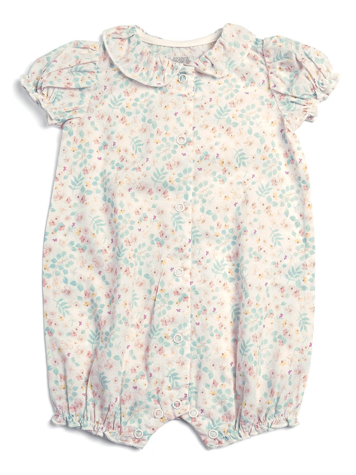 GIRLS MY LITTLE BLACK DRESS ROMPER DRESS SET 9-12,12-18 /& 18-24 MONTHS UK SELLER