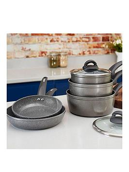 tower-5-piece-forged-pan-set