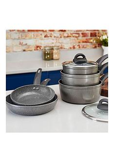 tower-cerastone-5-piece-pan-set