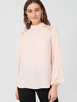 v-by-very-lacenbspshoulder-long-sleeve-top-blush