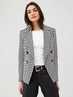 v-by-very-dogtooth-military-jacket-mono