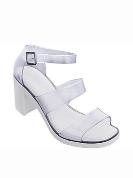 melissa-model-clear-strap-heeled-sandals-clear