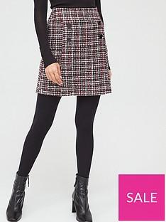v-by-very-boucle-mini-skirt-multi