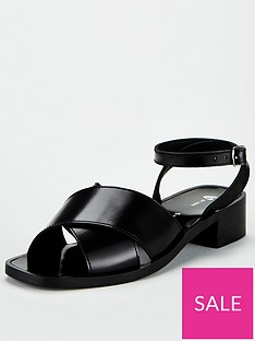 v-by-very-brit-leather-low-heel-sandals-black