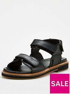 v-by-very-havva-leather-trekker-sandals-black