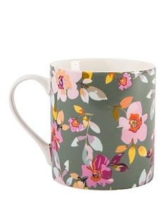 summerhouse-by-navigate-gardenia-gift-boxed-grey-floral-mug