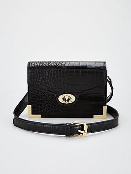 v-by-very-metal-trim-crossbody-bag-black
