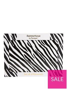 summerhouse-by-navigate-madagascar-zebra-stripe-placemats-ndash-set-of-4