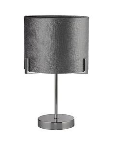 textured-shade-table-lamp