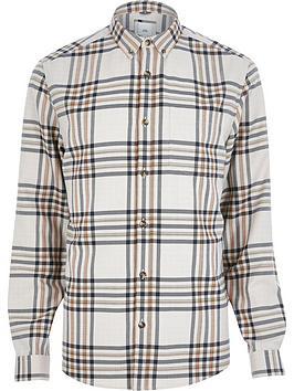 river-island-check-long-sleeve-big-and-tall-shirt-ecrunbsp