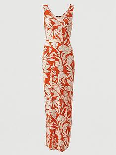v-by-very-tall-scoop-neck-jersey-maxi-dress-orange-print