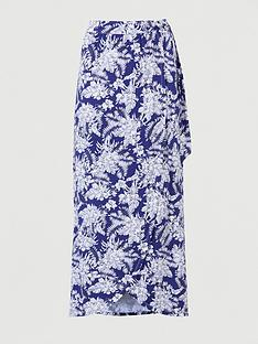 v-by-very-wrap-jersey-maxi-skirt-navy-print