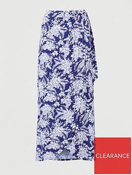 v-by-very-wrap-jersey-maxi-skirt-navy-print