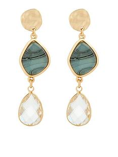 accessorize-eclectic-stone-drops