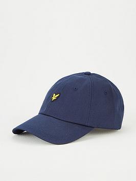lyle-scott-baseball-cap-navy