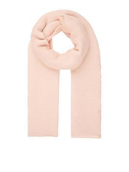 accessorize-glitter-pleated-scarf
