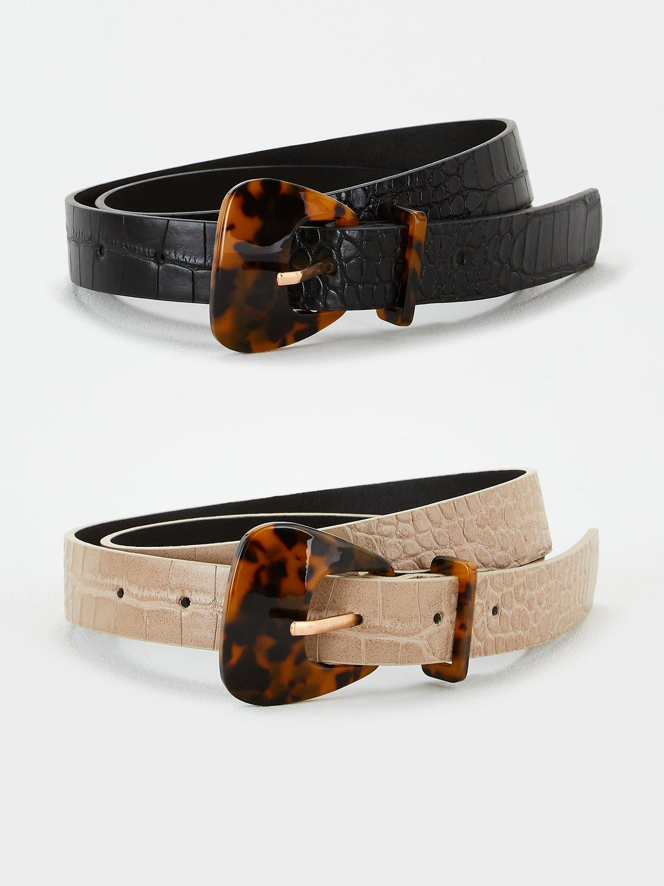 Womens Belts | Shop Womens Belts at Very.co.uk