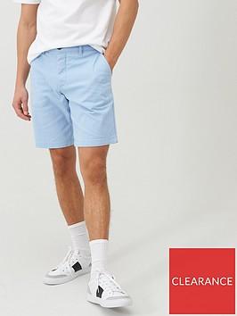 lyle-scott-chino-shorts-light-blue