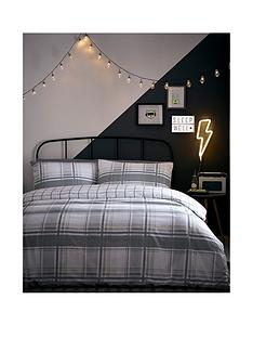 appletree-charlie-check-duvet-set-single