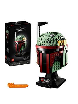 Lego Star Wars 75277 Boba Fett Helmet Collectors Model Best Price, Cheapest Prices