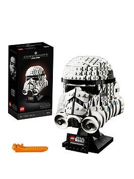 Lego Star Wars 75276 Stormtrooper Helmet Collectors Model Best Price, Cheapest Prices