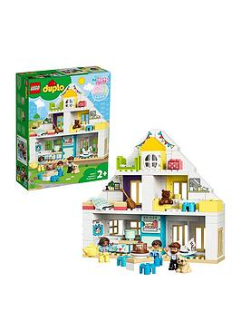 Lego Duplo 10929 Modular Playhouse For Toddlers 3In1 Set