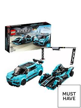 lego-speed-champions-76898-formula-e-panasonic-jaguar-racing-gen2-car-amp-jaguar-i-pace-etrophy