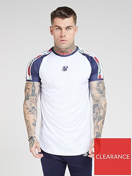 sik-silk-short-sleeve-curved-hem-raglan-tee-white
