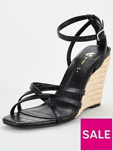 v-by-very-devon-square-toe-strappy-wedge-black
