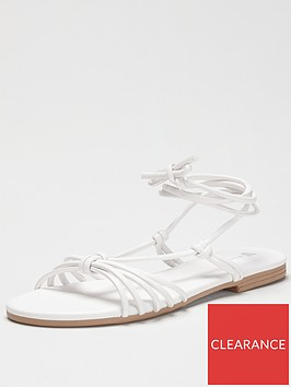 v-by-very-harlene-barely-there-flat-sandal-white