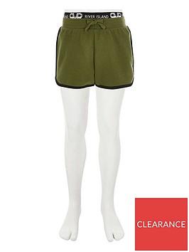river-island-girls-waistband-runner-shorts--nbspkhaki