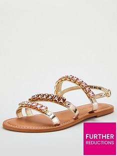 v-by-very-wide-fit-halt-leather-embellished-sandal-gold