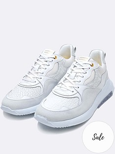 android-homme-mens-malibu-embossed-trainers-white