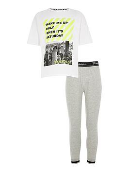 river-island-2-piece-wake-me-up-pyjama-set-greywhite