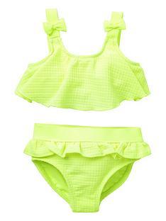 river-island-mini-mini-girls-neon-waffle-bikini-set-yellow