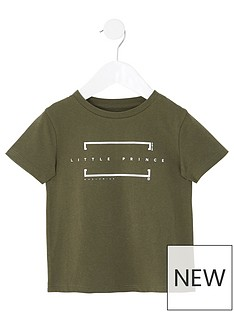 river-island-mini-mini-boys-future-icon-t-shirt-green