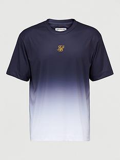 sik-silk-short-sleeve-essentials-tee-navywhite