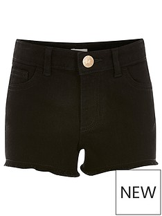 river-island-girls-boyfriend-short-black