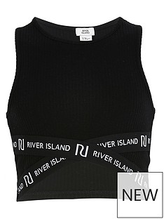 river-island-girls-cross-over-cropped-top-black