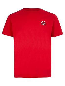 river-island-boys-rvr-embroidered-t-shirt-red