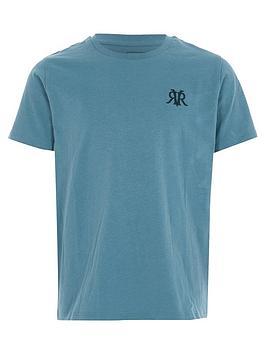 river-island-boys-rvr-embroidered-t-shirt-blue