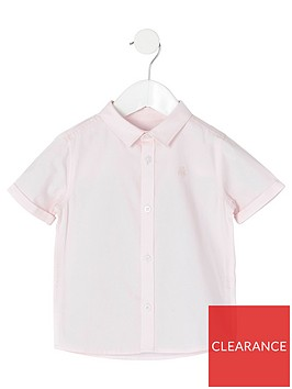 river-island-mini-mini-boys-short-sleeve-shirt-pink