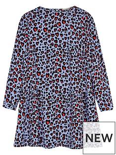 mintie-by-mint-velvet-girls-sia-print-dress-blue