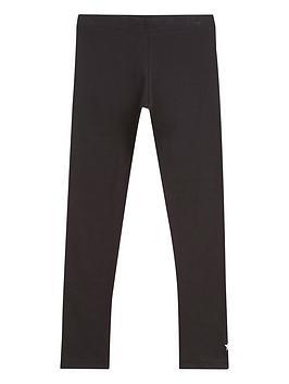 mintie-by-mint-velvet-girlsnbspembroidered-star-leggings-black