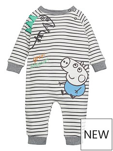 peppa-pig-baby-boy-george-pig-striped-dinosaur-sleepsuit-multi