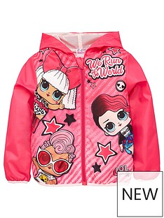lol-surprise-girls-lol-surprise-lightweight-coat-pink
