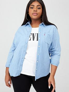 levis-plus-ultimate-boyfriend-shirt-denim